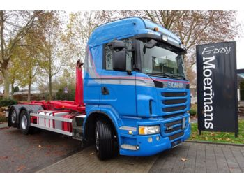 Scania G440 6x2*4 Highline  - Abrollkipper