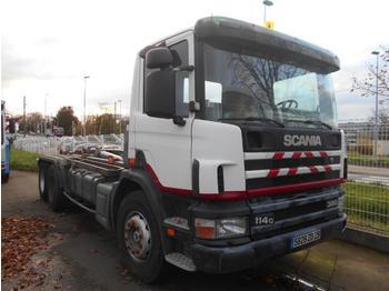 Abrollkipper Scania G 114G380