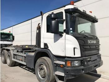 Abrollkipper Scania P360