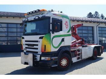Abrollkipper Scania R440 LB 6x2 Euro5 Multilift XR 21Z56