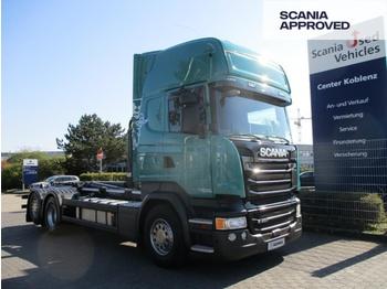 Abrollkipper Scania R490 LB6x2*4 MNA - MEILLER ABROLLKIPPER