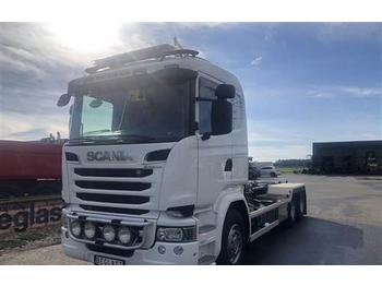 Scania R520  - Abrollkipper