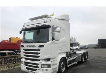 Abrollkipper Scania R580