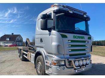 Abrollkipper Scania R 470 LB