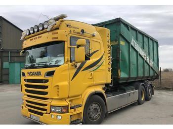 Abrollkipper Scania R 730