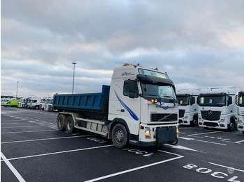 Abrollkipper Volvo FH 460 + Joab kablys su konteineriu