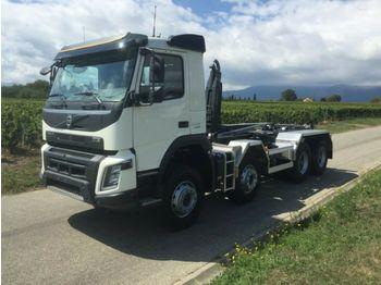 Abrollkipper Volvo FMX 430 8x4 /   Hyva Lift