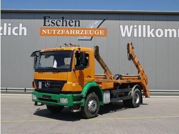 Absetzkipper Mercedes-Benz 1833 Axor Meiller AK 12 Teleabsetzer, EUR5