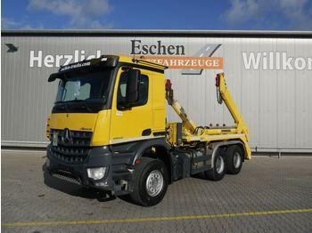 Absetzkipper Mercedes-Benz 2642 Arocs, 6x4, Meiller AK16 Tele, Funk, EUR6