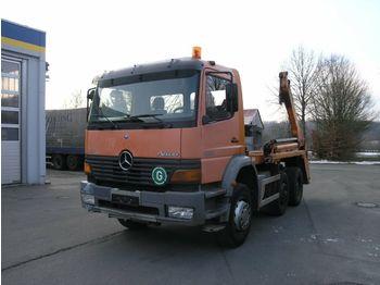 Absetzkipper Mercedes-Benz Atego 2528  6x2  Lift-Lenk !! TÜV NEU !!GERGEN