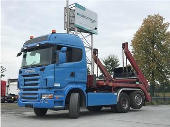 Absetzkipper Scania R 500 Lenk+Lift, 6x2, EU 5, Meiller