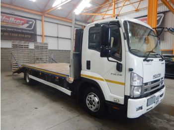 ISUZU FORWARD 11 TONNE BEAVERTAIL - 2012 - AE12 AYP - Autotransporter LKW