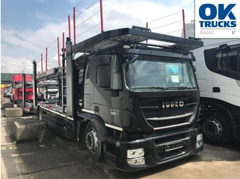 Autotransporter LKW Iveco Stralis AT190S46/FP