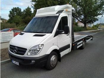 MERCEDES-BENZ SPRINTER 516 cdi - Autotransporter LKW
