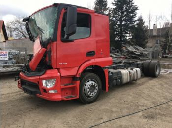Mercedes-Benz Actros 1843 Chassis - Unfall  - Autotransporter LKW