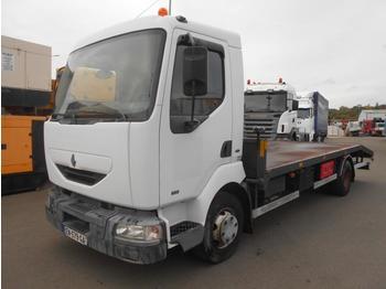 Autotransporter LKW Renault Midlum 180