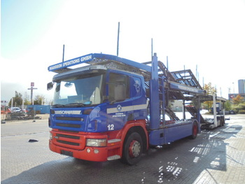 Scania P380 - Autotransporter LKW