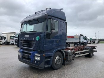 Iveco AS 190 BDF, Automatic , LBW - Containerwagen/ Wechselfahrgestell LKW