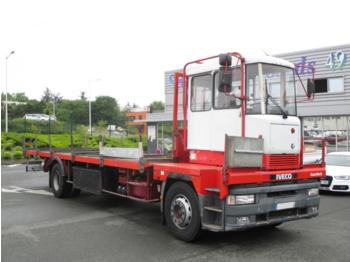 Containerwagen/ Wechselfahrgestell LKW Iveco Eurotech 190E24