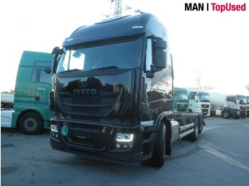 Iveco Stralis 260AS460 - Containerwagen/ Wechselfahrgestell LKW