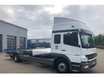 Mercedes-Benz Atego 1323 Manual Low Kilometers Euro-3 2005  - Containerwagen/ Wechselfahrgestell LKW