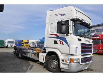 Containerwagen/ Wechselfahrgestell LKW SCANIA R480