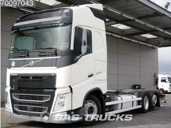 Volvo FH 420 6X2 VEB+ Mega Liftachse I-Parkcool Euro 6 - Containerwagen/ Wechselfahrgestell LKW