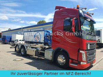 Containerwagen/ Wechselfahrgestell LKW Volvo FH 500 Globe BDF 6X2 RETARDER f. alle Brücken !