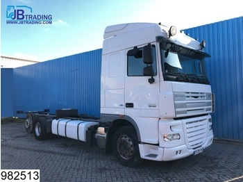 DAF 105 XF 460 6x2, EURO 5 ATE, Manual, Retarder, Airco, Standairco - Fahrgestell LKW