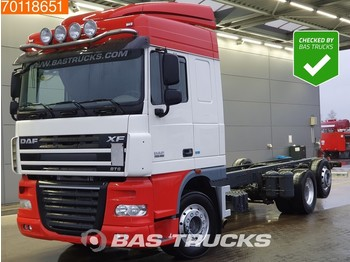 DAF XF105.460 6X2 Steering-Axle Manual Intarder Euro 5 - Fahrgestell LKW