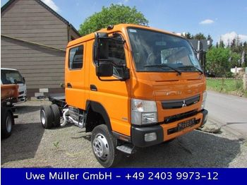 FUSO Canter 6 C 18 - 4x4 Fahrgestell  - Fahrgestell LKW