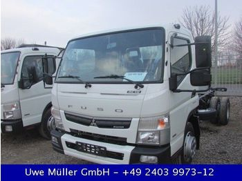 FUSO Canter 9C18, 3400 mm Radstand  - Fahrgestell LKW