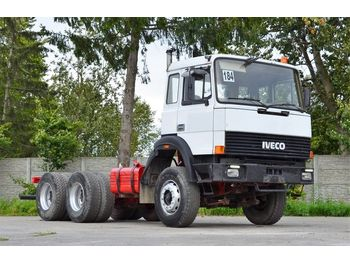 Fahrgestell LKW IVECO 260-25AHB 6x4 1991 - chassis