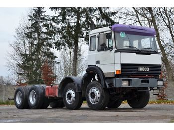 IVECO 320-32 8x4 1991 - chassis - Fahrgestell LKW