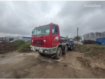 IVECO Astra HD 84.38 (Iveco engine (euro 2), iveco axles, ZF gearbox) - Fahrgestell LKW
