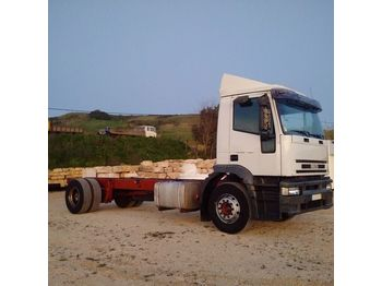 IVECO Eurotech 190E31 left hand drive 19 ton ZF manual - Fahrgestell LKW