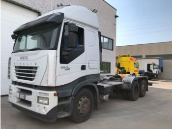 IVECO STRALIS AS260S45 - Fahrgestell LKW