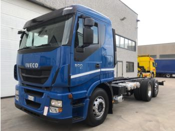 IVECO STRALIS AS260S50 - Fahrgestell LKW