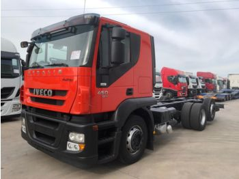 IVECO STRALIS AT260S45 - Fahrgestell LKW