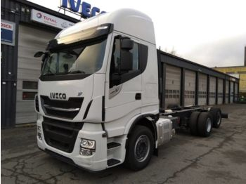 Fahrgestell LKW IVECO STRALIS XP AS260S48-E6C C11