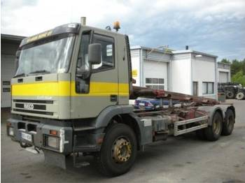 Fahrgestell LKW Iveco 260 E 37 6X4 CHASSIS