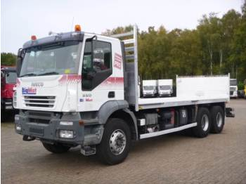 Fahrgestell LKW Iveco AD260T35 6x4 platform/chassis