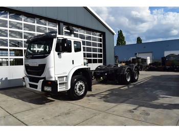 Fahrgestell LKW Iveco Acco 2350 DC 6×4 E5 LHD and RHD