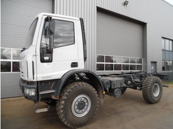 Fahrgestell LKW Iveco EUROCARGO 140E24 4x4 Chassis Cab new unused