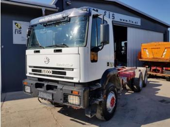 Iveco EUROTRAKKER MP260E31HB 6X4 chassis - Fahrgestell LKW