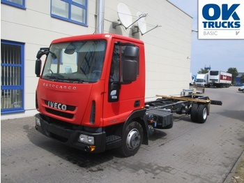 Fahrgestell LKW Iveco Eurocargo ML80E18