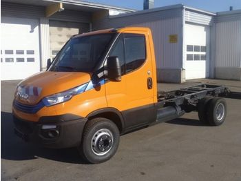 Iveco IVECO DAILY 72C14 CNG 4X2 - Fahrgestell LKW