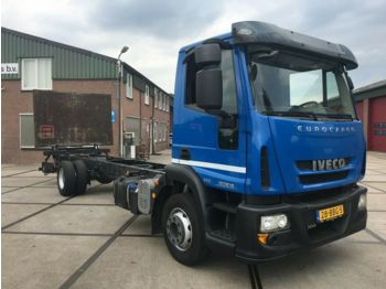 Fahrgestell LKW Iveco ML120E18/P EEV / CHASSIS-CABINE / LOADING-LIFT /