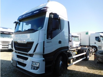 Iveco Stralis STRAIS 460 - Fahrgestell LKW