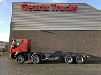 Iveco TRAKKER AT 410 T 50 8X4 CHASSIS UNUSED  - Fahrgestell LKW